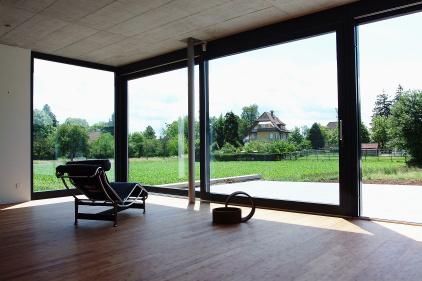 Haus Am Verenaweg 10 Solothurn Arnet Architektur Ag